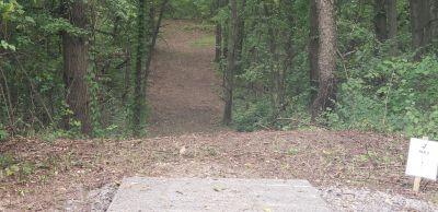 Bald Mountain, Main course, Hole 7