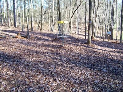 Herman C. Michael Park, Main course, Hole 9 Putt