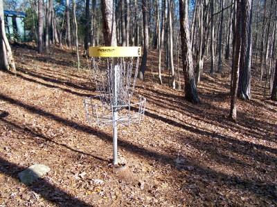 Herman C. Michael Park, Main course, Hole 6 Putt