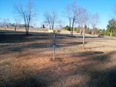 Herman C. Michael Park, Main course, Hole 12 Putt