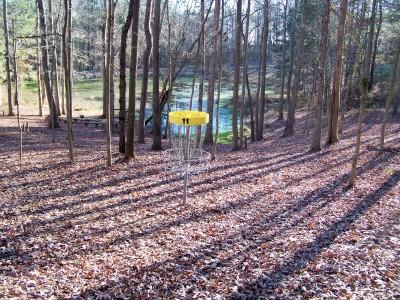 Herman C. Michael Park, Main course, Hole 11 Putt