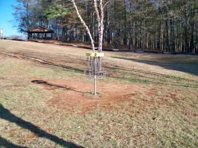 Herman C. Michael Park, Main course, Hole 2 Putt
