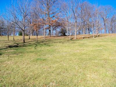 Meeks Park, Main course, Hole 4 Midrange approach