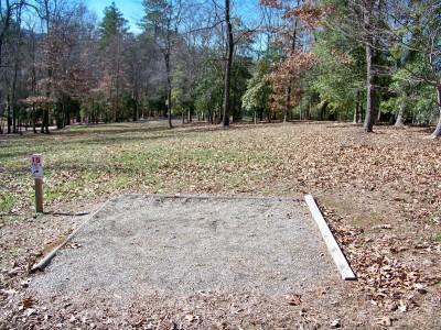 Meeks Park, Main course, Hole 15 Long tee pad