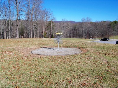 Meeks Park, Main course, Hole 5 Putt