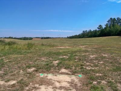 Deer Lick Park, Main course, Hole 16 Midrange approach