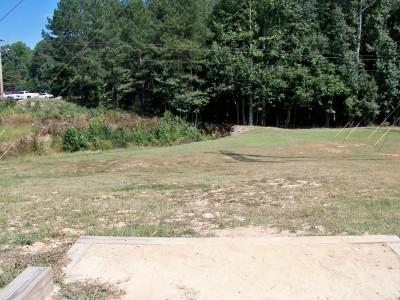 Deer Lick Park, Main course, Hole 4 Tee pad