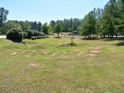 Deer Lick Park, Main course, Hole 8 Long approach