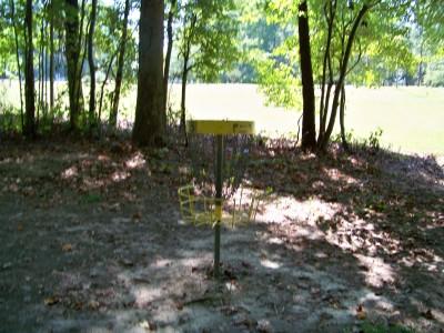 Deer Lick Park, Main course, Hole 5 Putt