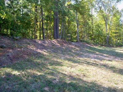 Deer Lick Park, Main course, Hole 12 Short approach