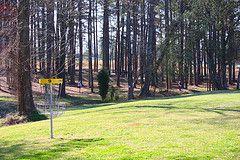 McCurry Park, Main course, Hole 9
