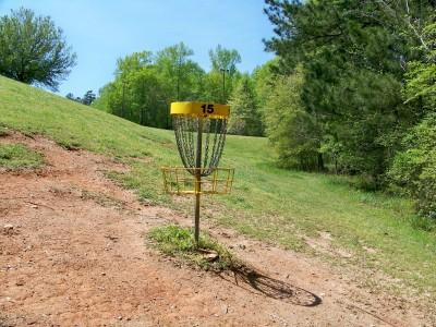 Patriot's Park, Main course, Hole 15 Putt