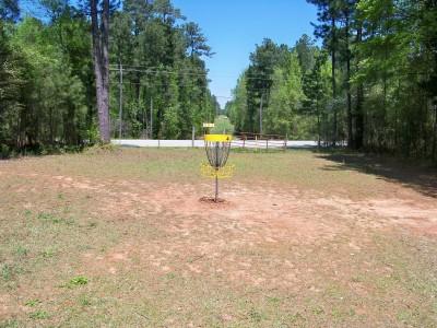 Patriot's Park, Main course, Hole 4 Putt