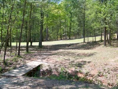 Patriot's Park, Main course, Hole 1 Midrange approach