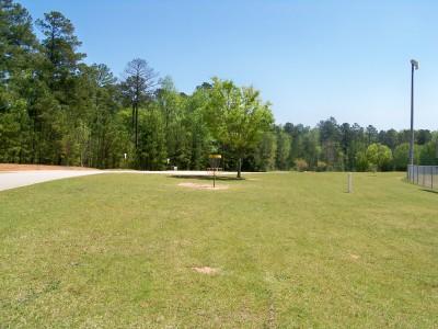 Patriot's Park, Main course, Hole 5 Midrange approach