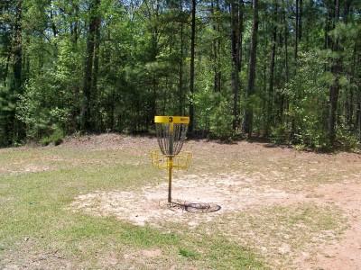 Patriot's Park, Main course, Hole 3 Putt