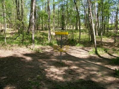 Patriot's Park, Main course, Hole 18 Putt
