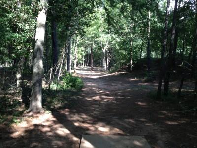 Patriot's Park, Main course, Hole 6 Tee pad