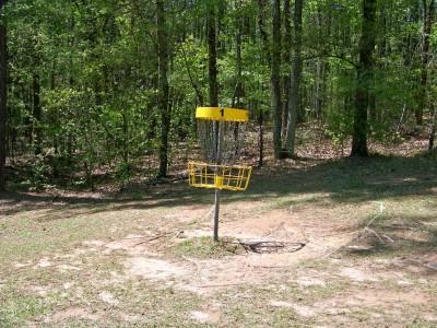 Patriot's Park, Main course, Hole 1 Putt