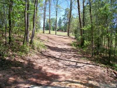 Patriot's Park, Main course, Hole 2 Tee pad