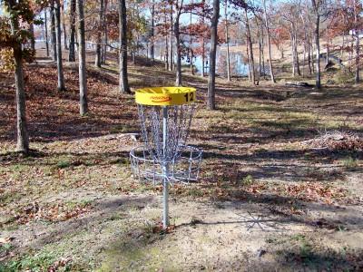 Claystone Park, Main course, Hole 12 Putt