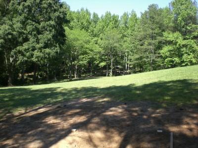 Oregon Park, Main course, Hole 12 Short tee pad