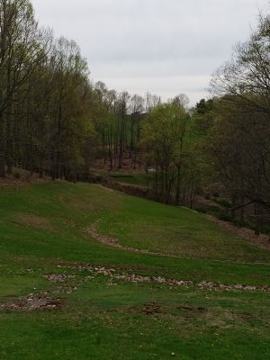 Grand Vue Park, White Course, Hole 8 Short tee pad