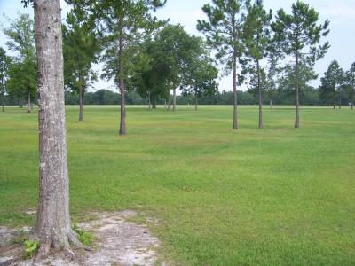 Heritage Lakes, Main course, Hole 17 Tee pad