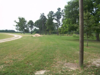Heritage Lakes, Main course, Hole 6 Tee pad