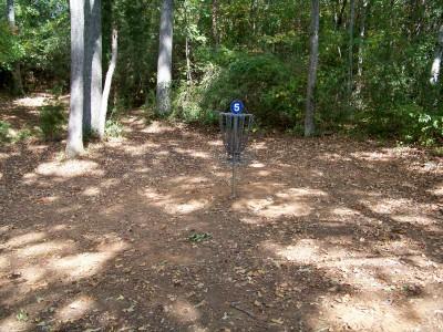 Rosewood-Dekalb @ Redan Park, Main course, Hole 5 Putt