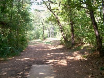 Rosewood-Dekalb @ Redan Park, Main course, Hole 10 Tee pad