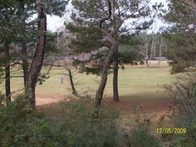 Rosewood-Dekalb @ Redan Park, Main course, Hole 1 Tee pad
