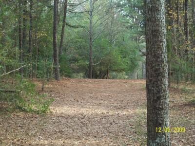 Rosewood-Dekalb @ Redan Park, Main course, Hole 9 Tee pad