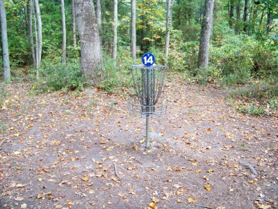 Rosewood-Dekalb @ Redan Park, Main course, Hole 14 Putt