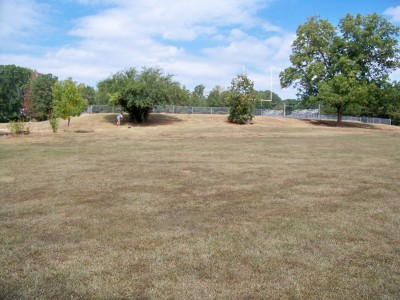 Rosewood-Dekalb @ Redan Park, Main course, Hole 3 Midrange approach