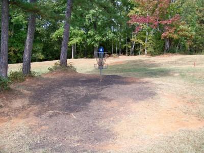 Rosewood-Dekalb @ Redan Park, Main course, Hole 4 Putt