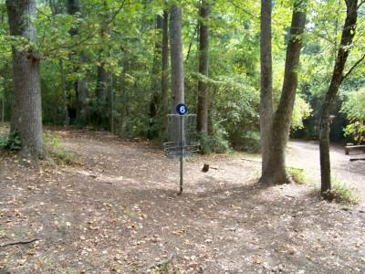 Rosewood-Dekalb @ Redan Park, Main course, Hole 16 Putt