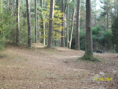 Rosewood-Dekalb @ Redan Park, Main course, Hole 16 Tee pad