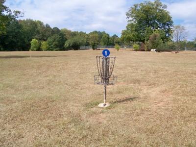 Rosewood-Dekalb @ Redan Park, Main course, Hole 1 Putt