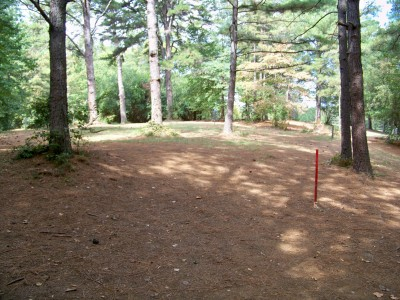 Rosewood-Dekalb @ Redan Park, Main course, Hole 18 Midrange approach