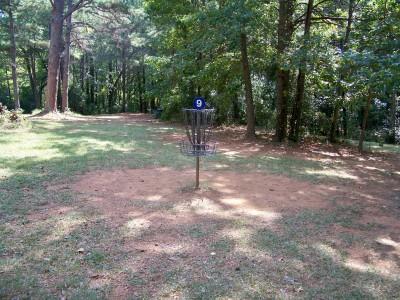 Rosewood-Dekalb @ Redan Park, Main course, Hole 9 Putt