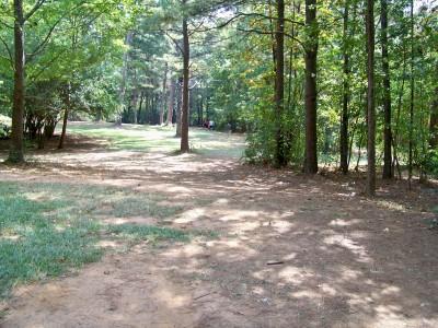 Rosewood-Dekalb @ Redan Park, Main course, Hole 9 Midrange approach