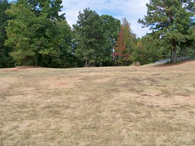 Rosewood-Dekalb @ Redan Park, Main course, Hole 4 Long approach