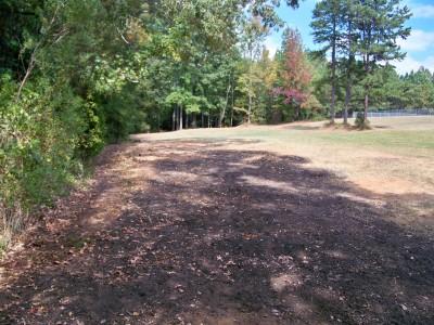 Rosewood-Dekalb @ Redan Park, Main course, Hole 5 Tee pad