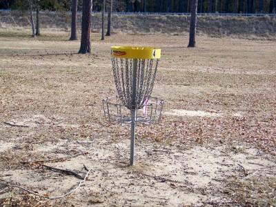Ridge Ferry Park, Main course, Hole 4 Putt
