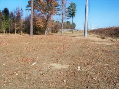 Ridge Ferry Park, Main course, Hole 12 Tee pad