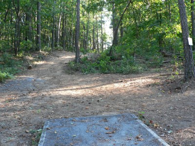 East Roswell Park, Main course, Hole 16 Long tee pad