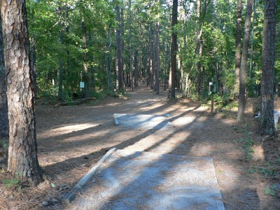 East Roswell Park, Main course, Hole 13 Long tee pad