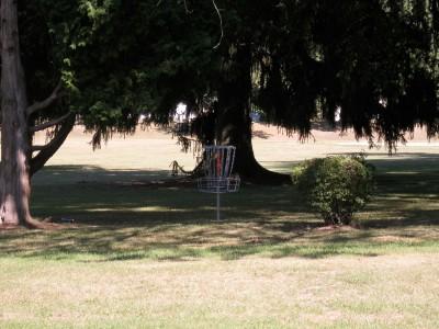 Victory Park, Main course, Hole 17 Putt