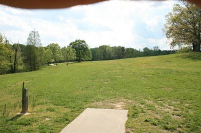 Lenora Park, Main course, Hole 11 Tee pad